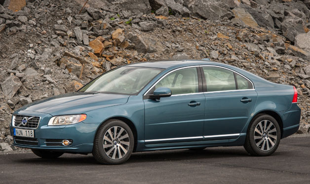 2013 Volvo S80 Owners Manual