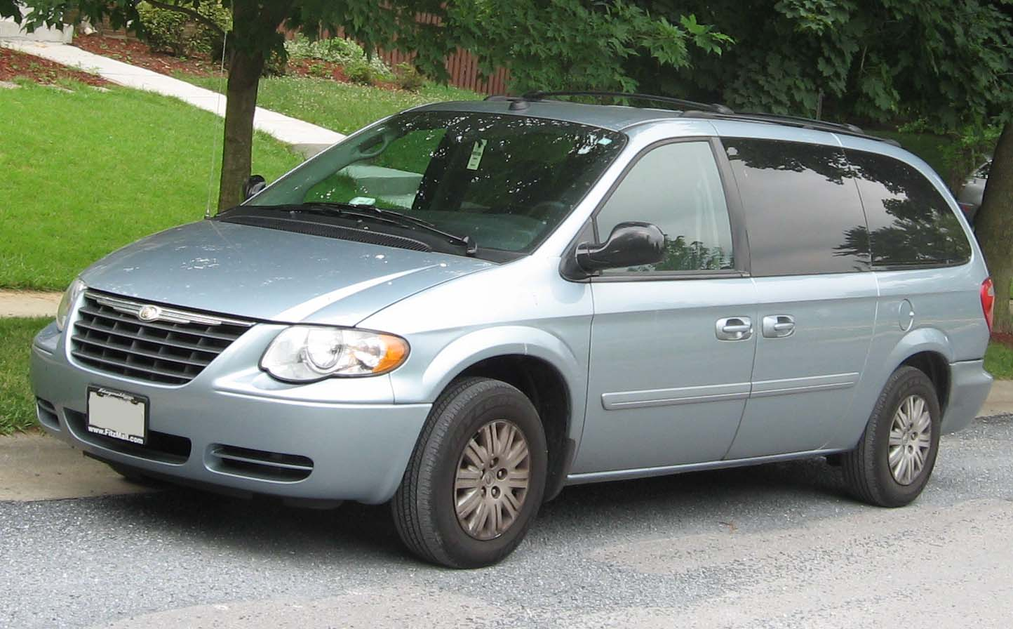 chrysler town and country 2007. Cars Review. Best American Auto & Cars Review