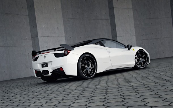 2013 Ferrari California White