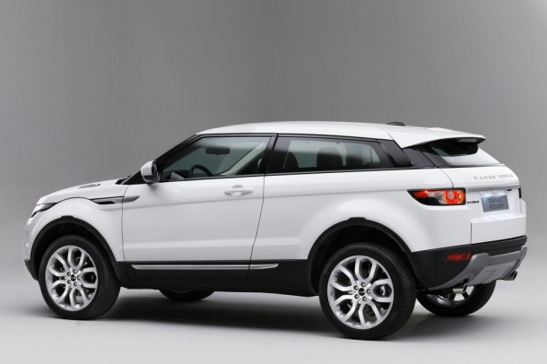 2013 Land Rover Evoque Coupe