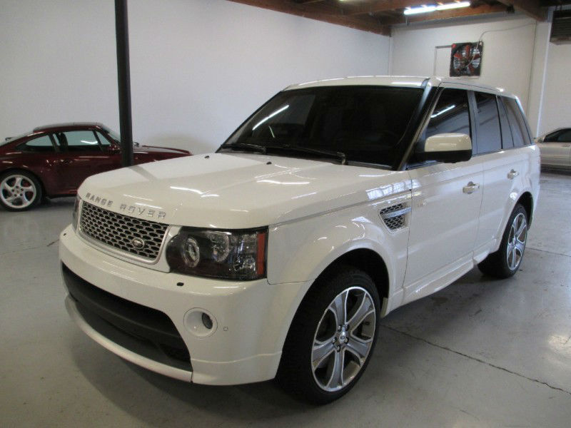 white range rover autos post. Black Bedroom Furniture Sets. Home Design Ideas