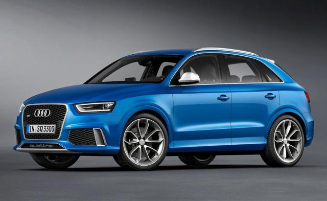2014 Audi Q7 Wallpapers