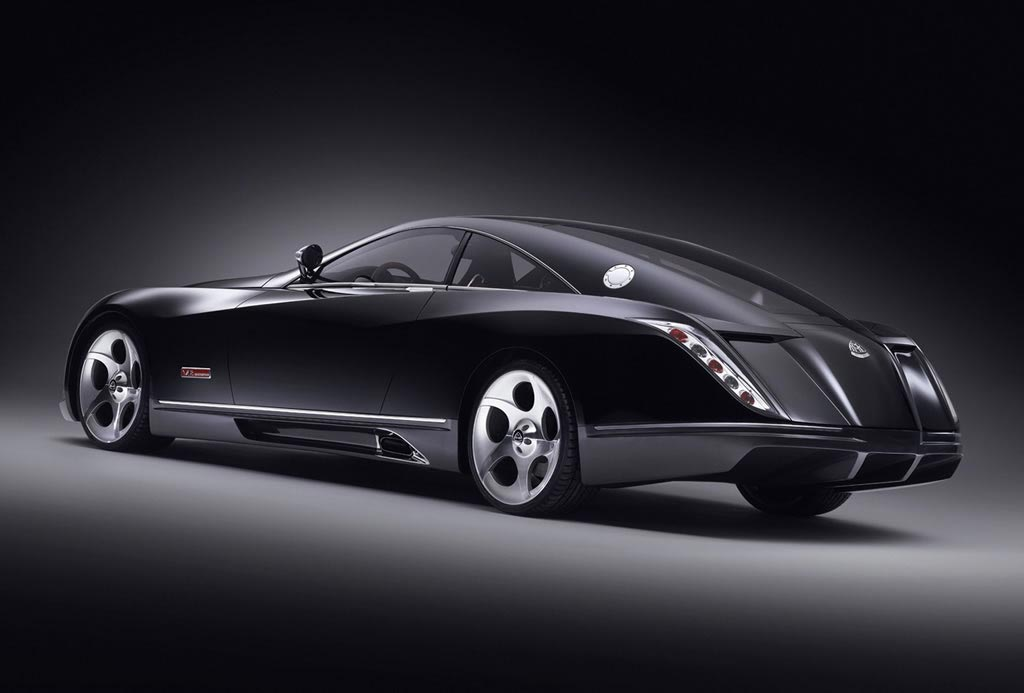 2014 Maybach Exelero Sports