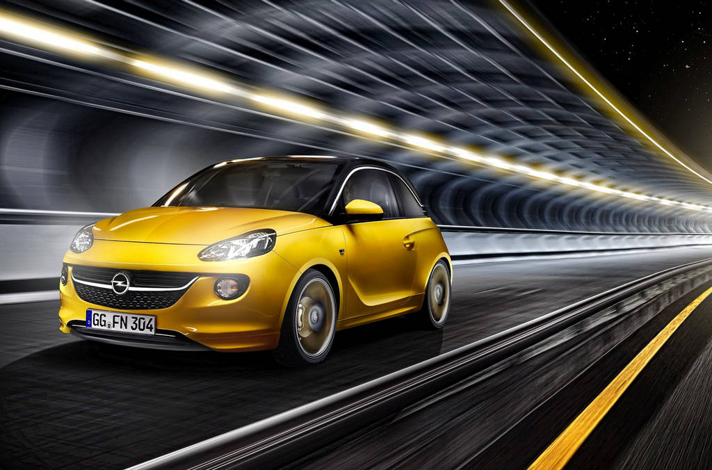 2014 Opel Adam Wallpapers