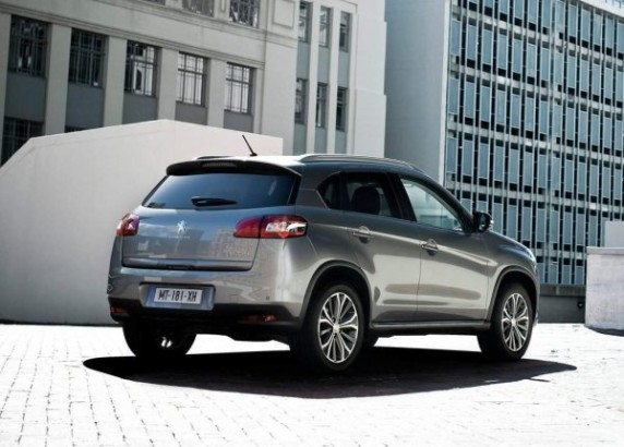 2014 Peugeot 4008 Wallpapers