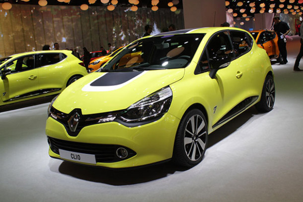 2014 Renault Clio Release Date