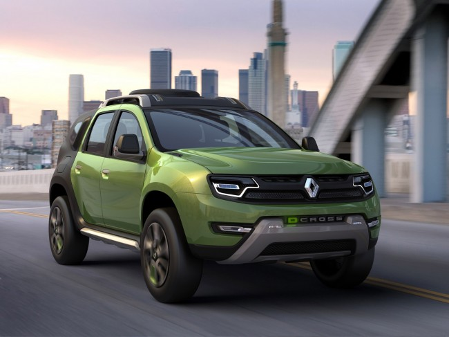 2014 Renault Duster Release Date