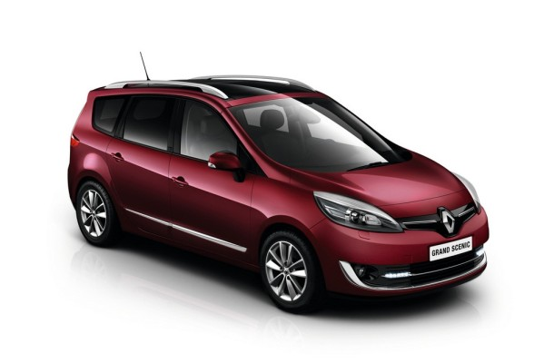 2014 Renault Scenic Wallpapers
