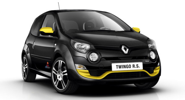 2014 Renault Twingo Black Edition