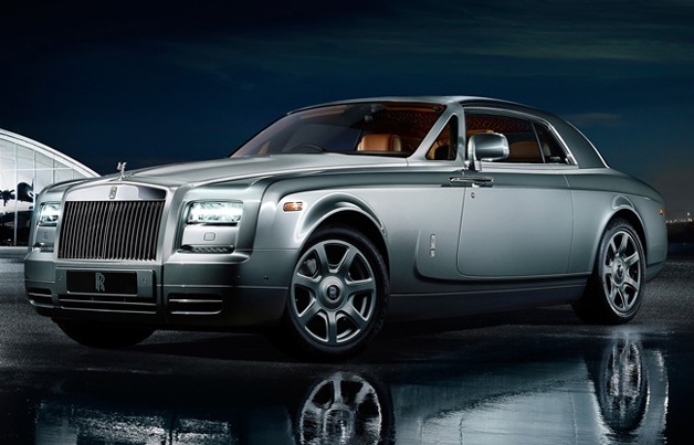2014 Rolls Royce Ghost Coupe