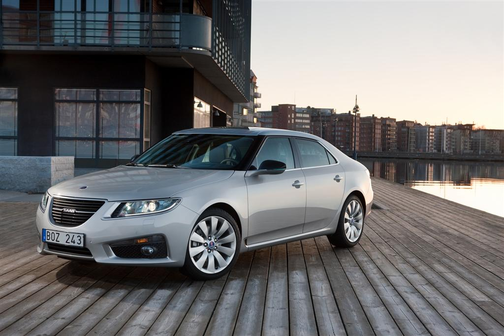 2014 Saab 9-5 Wallpapers