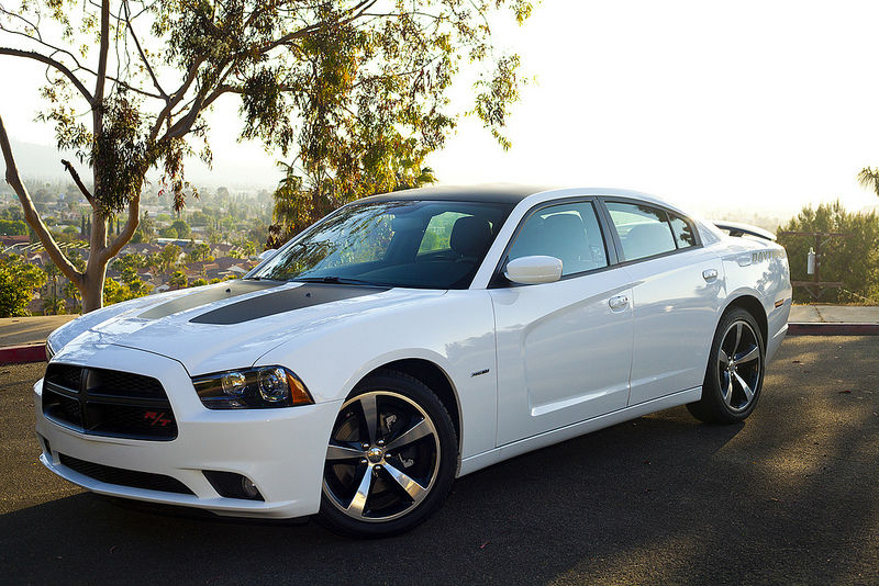 2013 dodge charger cars magazine - Dodge Charger 2013 White Black Rims