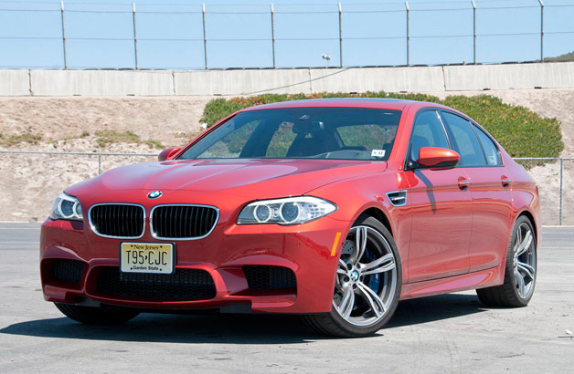 2014 BMW M5 Competition Package (0-60)