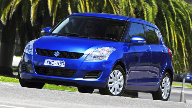 Five Star Gmc >> 2014 Suzuki Swift | Cars Magazine
