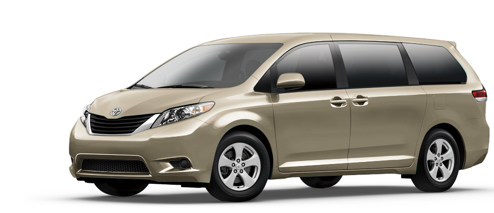 2014 toyota sienna minivan cars magazine. Black Bedroom Furniture Sets. Home Design Ideas