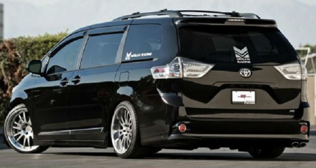2013 sienna vs 2014 sienna minivan autos weblog. Black Bedroom Furniture Sets. Home Design Ideas