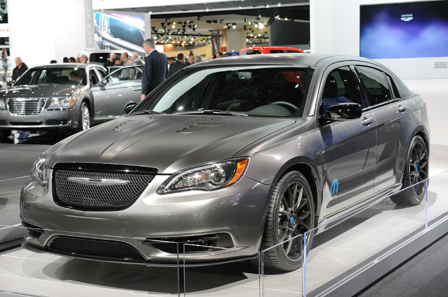 Chrysler 200 S Super