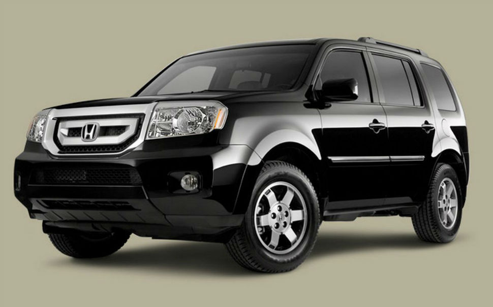 2014 honda pilot cars magazine. Black Bedroom Furniture Sets. Home Design Ideas