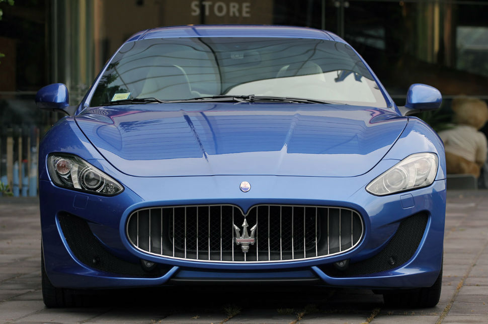 2014 Maserati Gransport Facelift