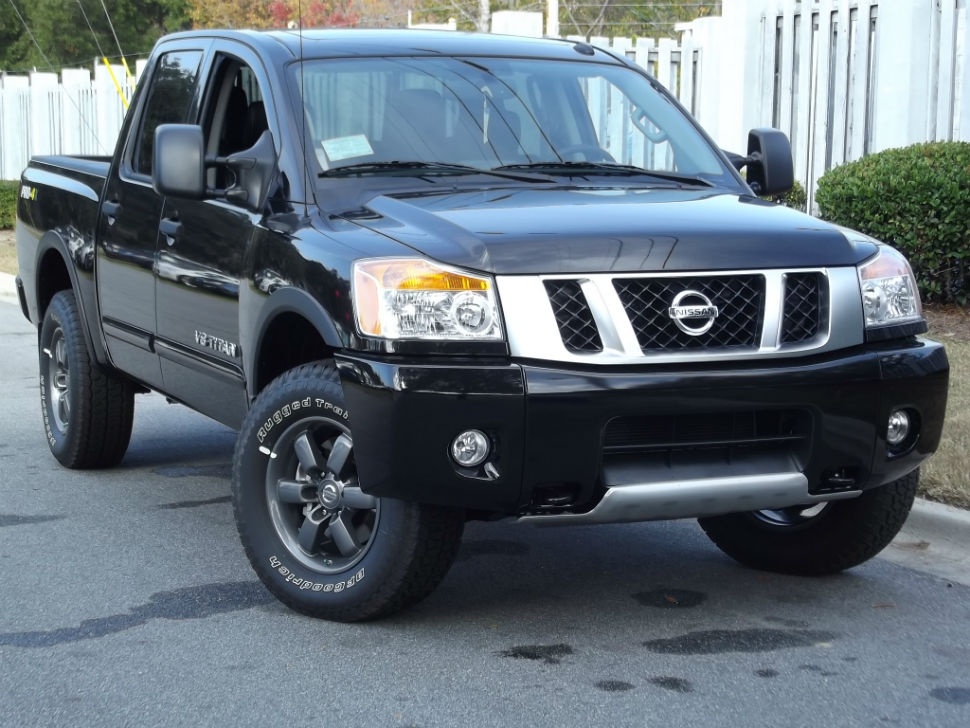 Innovative 2014 Nissan Titan Pro 4x Lifted  Galleryhipcom  The