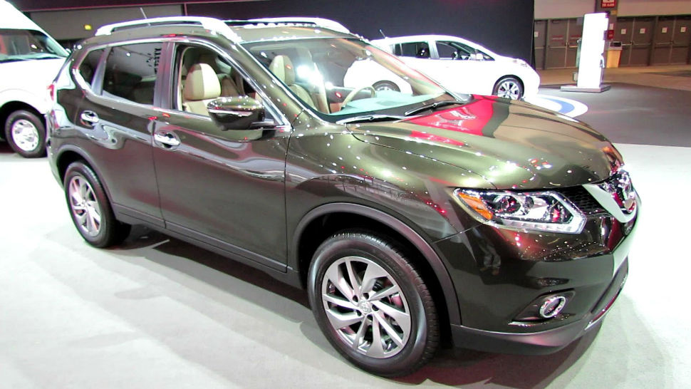 2014 nissan rogue s family package. Black Bedroom Furniture Sets. Home Design Ideas