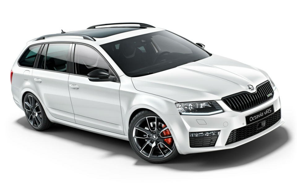 2014 Skoda Octavia VRS Estate