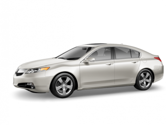 2014 Acura TL SH-AWD Technology