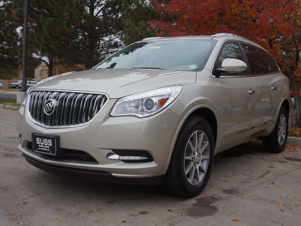 cars lambda suv york side new completes model trio updated enclave refreshed buick