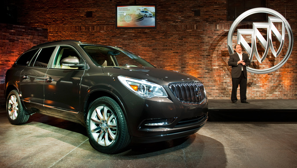 2014 Buick Enclave Redesign | Autos Post