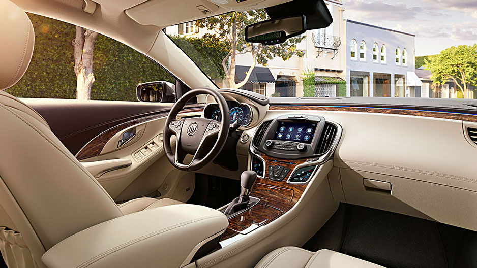 2014 Buick Lacrosse Interior Images Galleries With A Bite