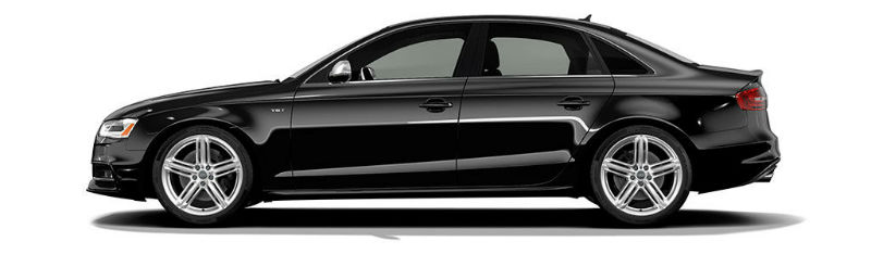 2014 Audi A4 S Line Package