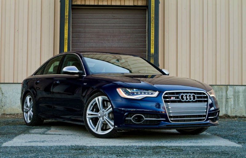 Audi a6 Black Optic Package Black Optic · 2014 Audi a6