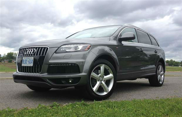 2014 audi q7 3 0 tdi premium. Cars Review. Best American Auto & Cars Review