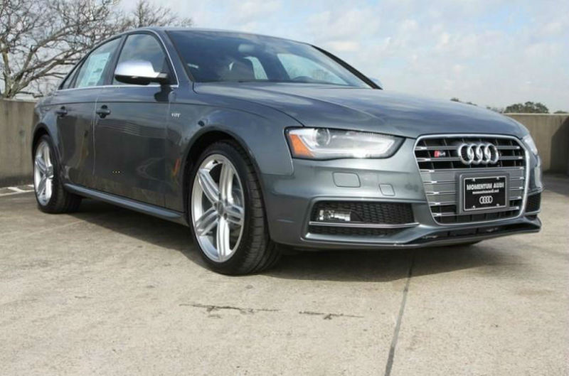 2014 audi s4 black optic package