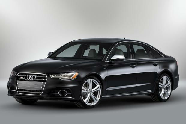 2014 Audi S6 Black Optics