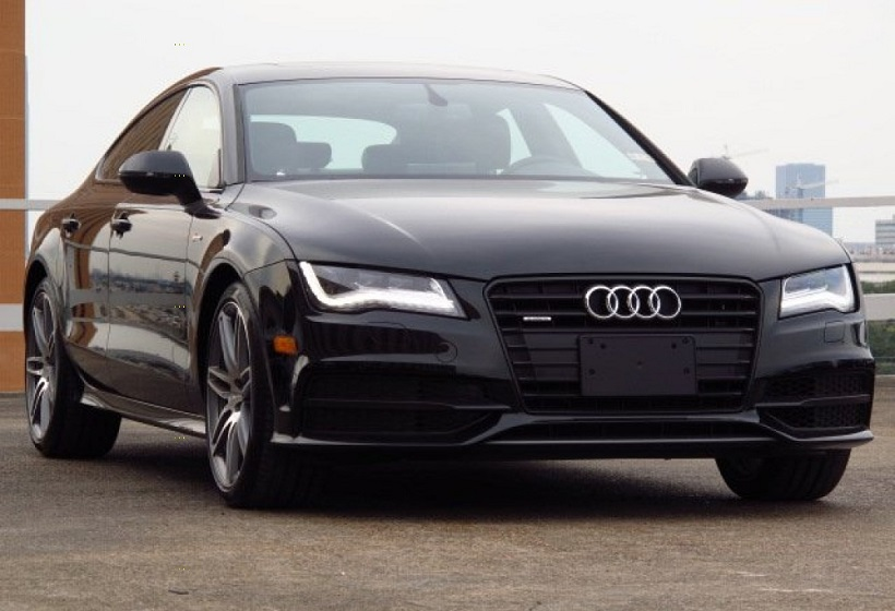 2014 Audi s6 Black Optics Package 2014 Audi s7 Black Optic