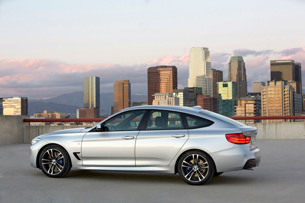 2014 BMW 3 Series Gran Turismo Hatchback