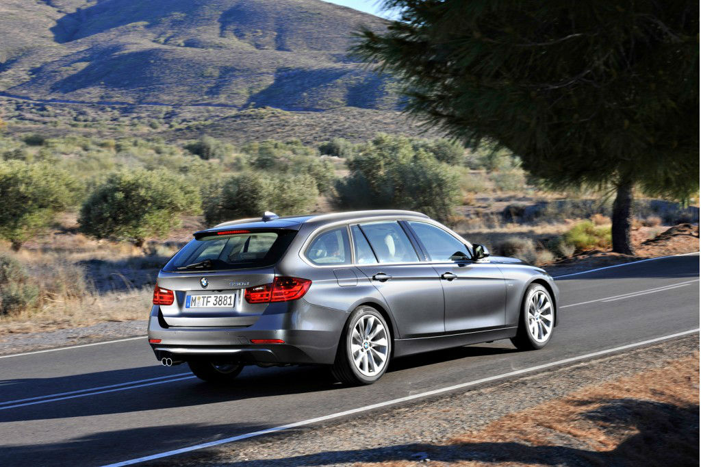 2014 BMW 3 Series Wagon 328d xDrive
