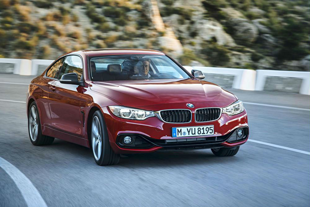2014 BMW 4 Series Coupe 435i xDrive Automatic