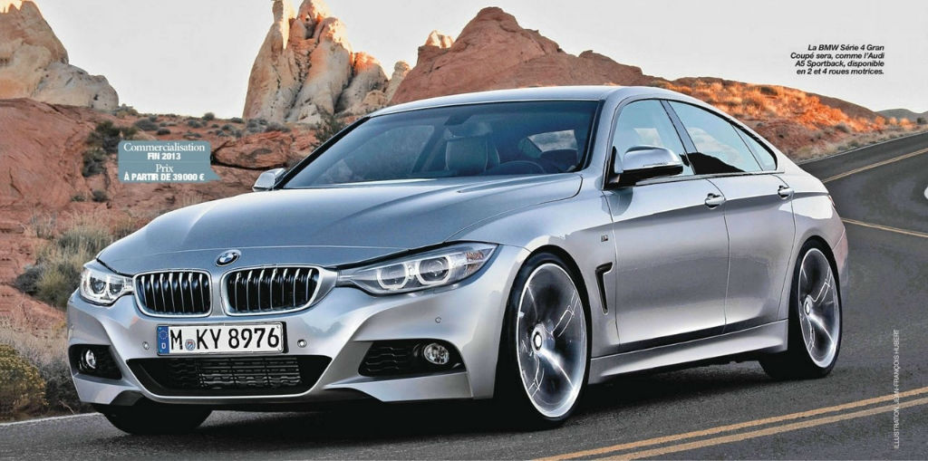 2014 bmw 4 series gran coupe. Cars Review. Best American Auto & Cars Review