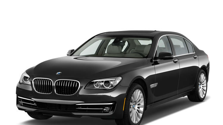 2014 BMW 7 Series Coupe