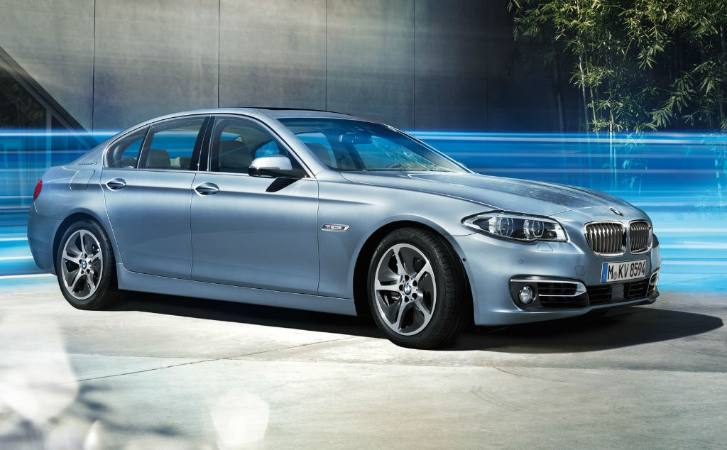 2014 BMW ActiveHybrid 5 Wallpaper