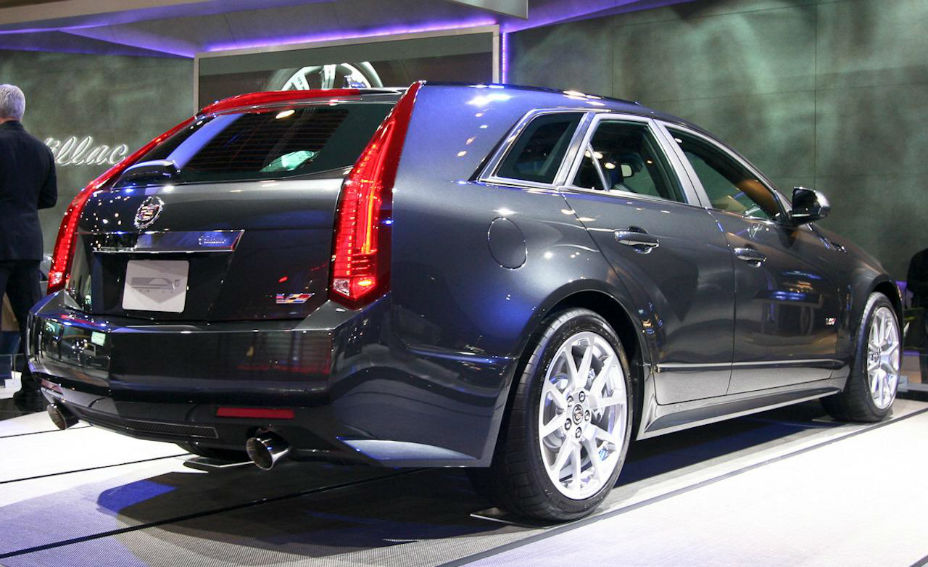 2014 cadillac cts wagon. Cars Review. Best American Auto & Cars Review