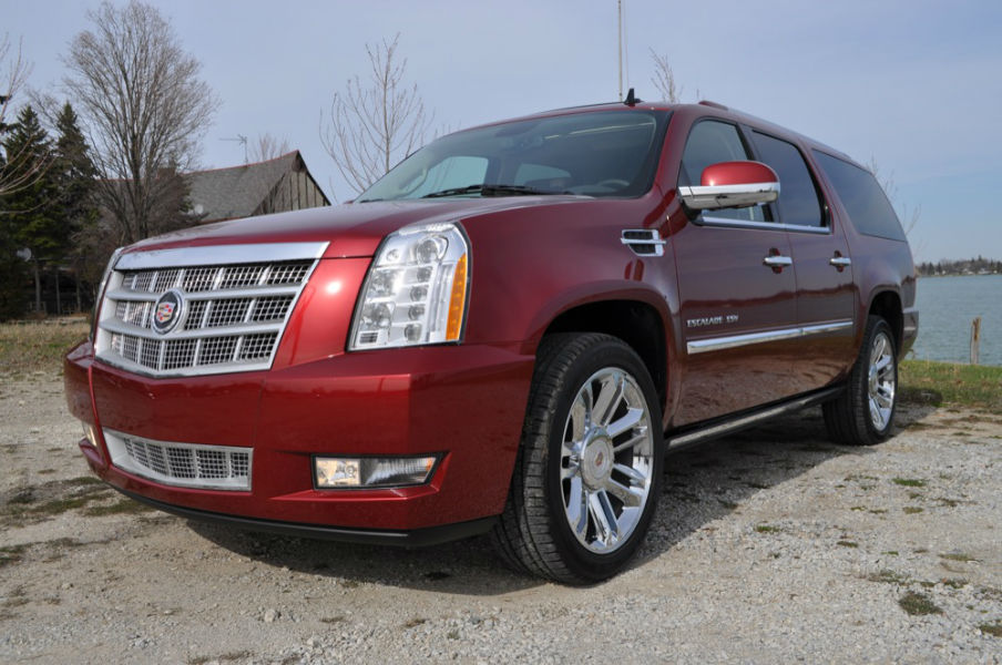 2014 cadillac escalade esv platinum edition. Cars Review. Best American Auto & Cars Review