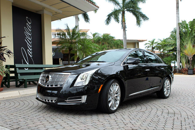 2014 Cadillac XTS W20 Livery Package