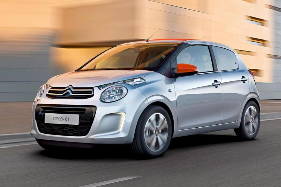 2014 Citroen C1 Hatchback