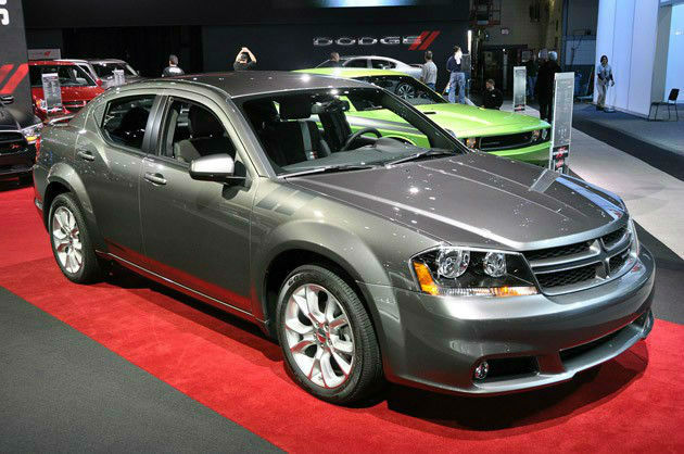 2014 Dodge Avenger RT
