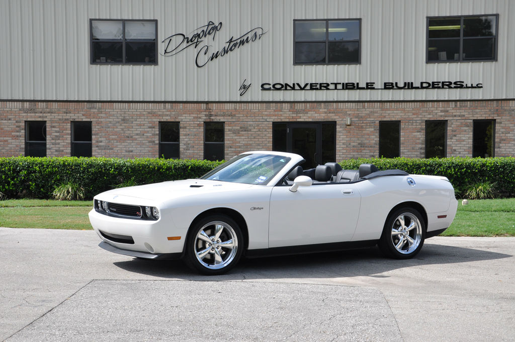 2014 Dodge Challenger Convertible