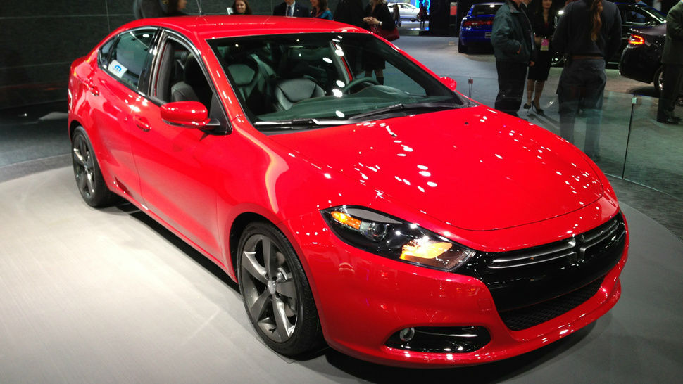 2014 Dodge Dart Aero Automatic
