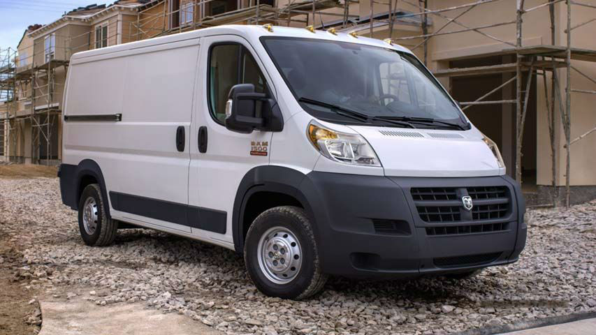 2014 ram promaster cargo van extended. Black Bedroom Furniture Sets. Home Design Ideas